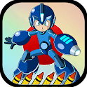 Coloring Game for Magaman MMX icon