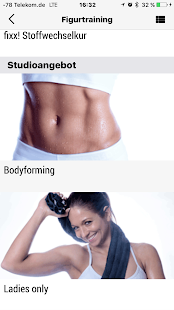 fixx! Fitness- screenshot thumbnail