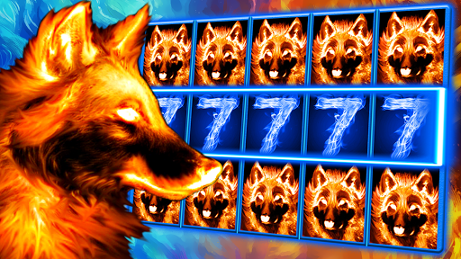 Fire Wolf: Free Slots Casino Screenshot