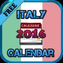 Italy Calendar 2016 icon