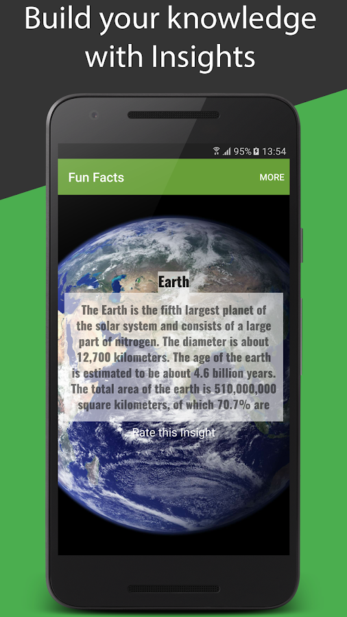 Fun Facts- screenshot