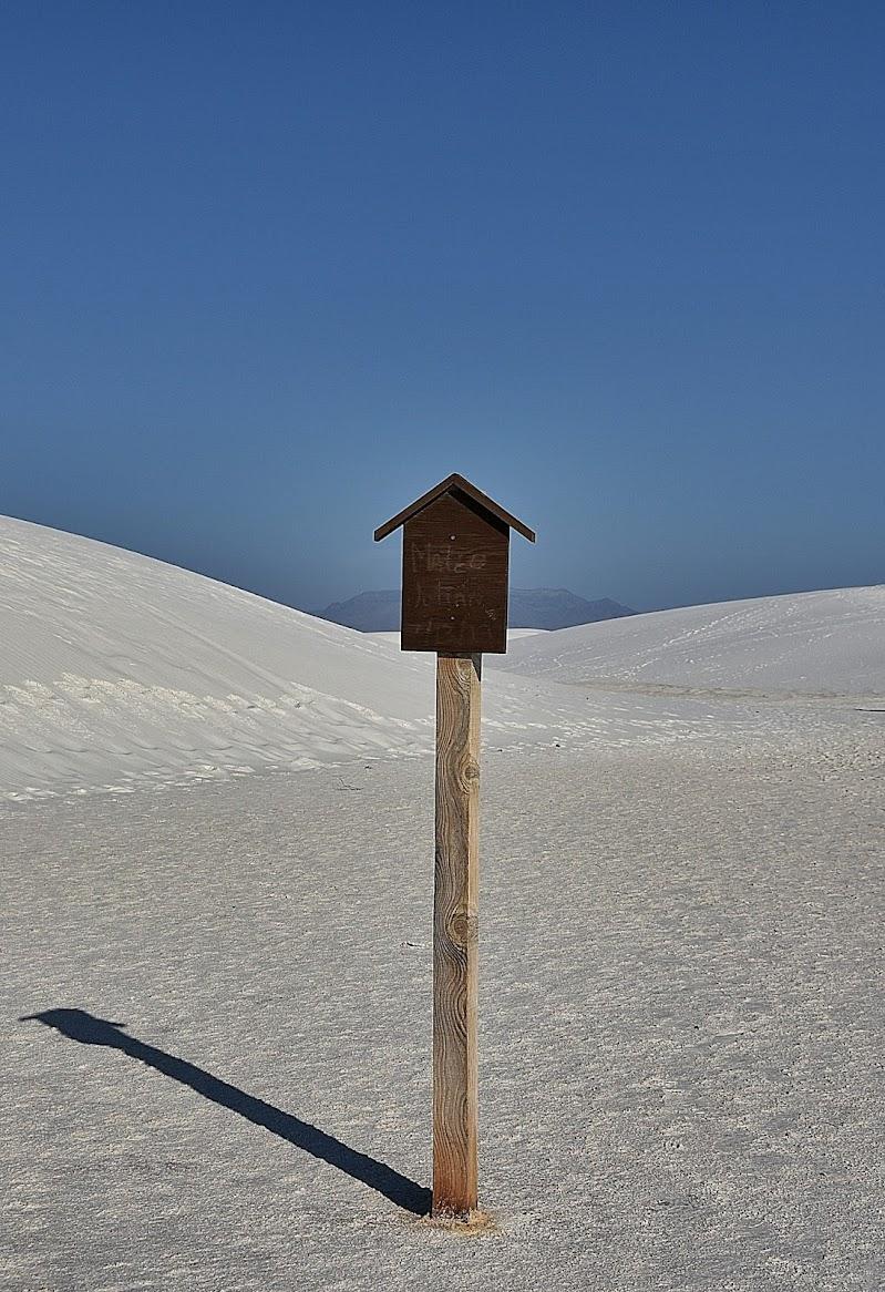 ombra sulle white sands di utente cancellato
