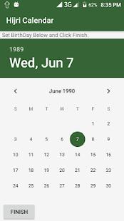Hijri Calendar Islamic Date Google Play Ilovalari