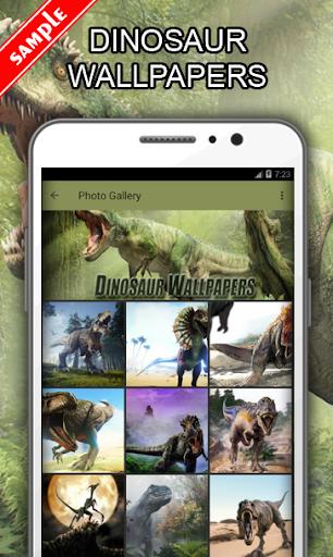 Dinosaur Wallpapers 1.0 screenshots 1
