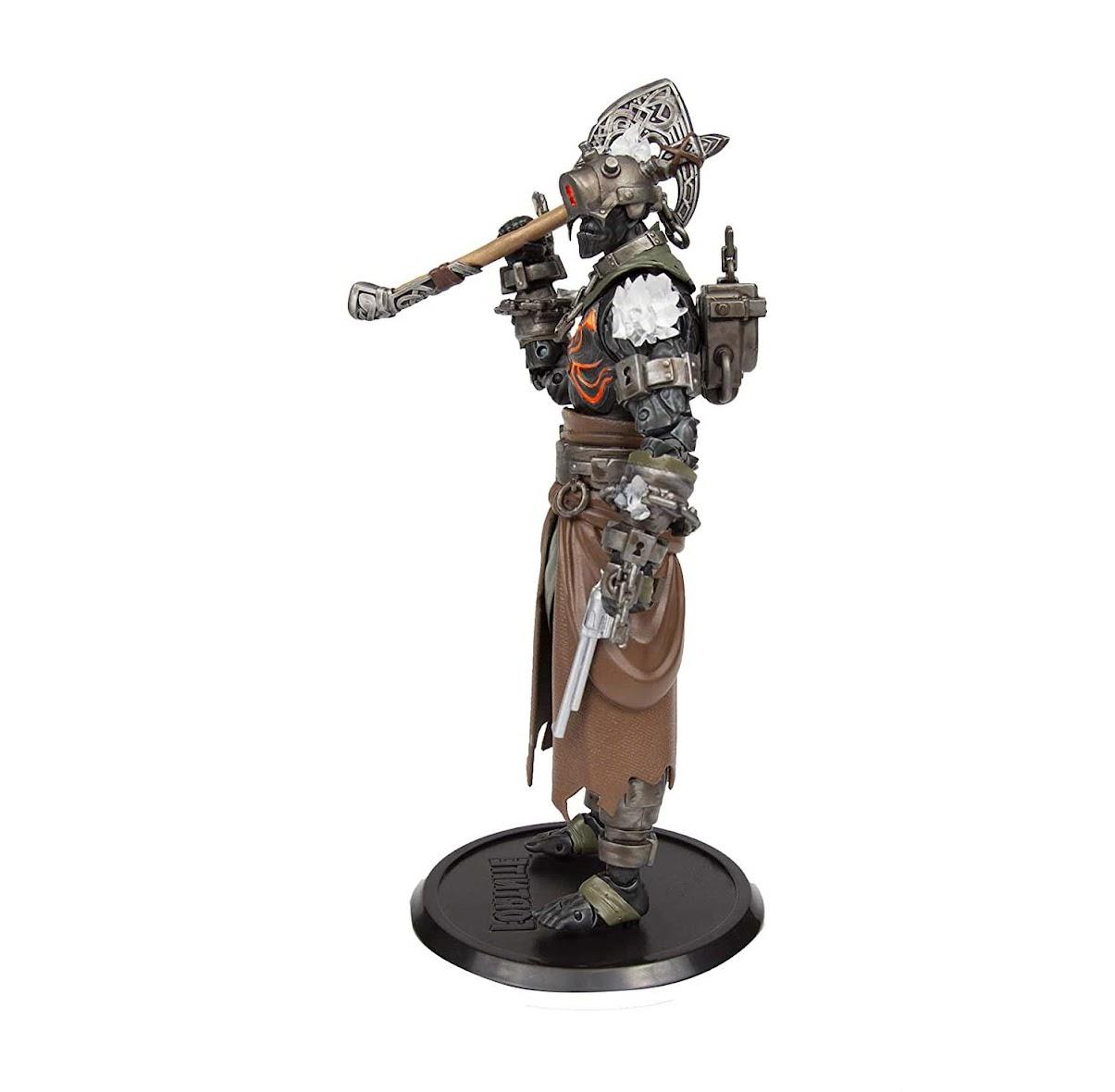 McFarlane premium action figure from Fortnite Prisoner