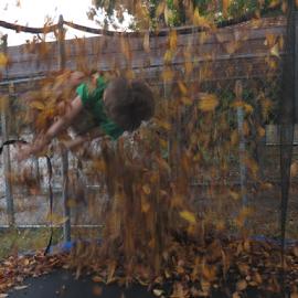 last day of fall by Betty Sutton - Babies & Children Children Candids