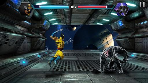 Mortal Heroes: Gods Fighting Among Us Hero Battle 1.0 screenshots 19
