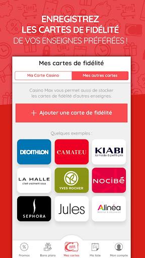 Casino Max u2013 Promos & fidu00e9litu00e9 9.1.0 screenshots 8