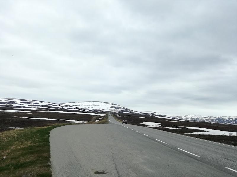 diritta strada diretta al freddo  di BALDORIA