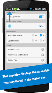 Memory Notification Pro v1.0.9