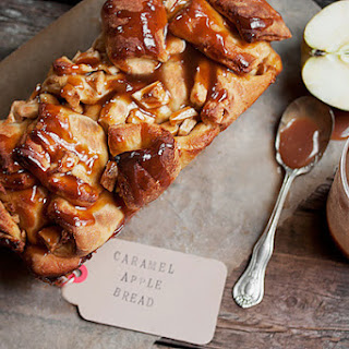 Chopped Caramel Apple Bread