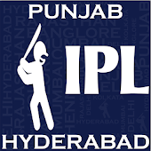 Live Finger Cricket Punjab vs Hyderabad