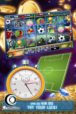 Soccer Madness Slots™ - screenshot