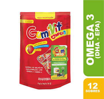 Gumivit Omega 3