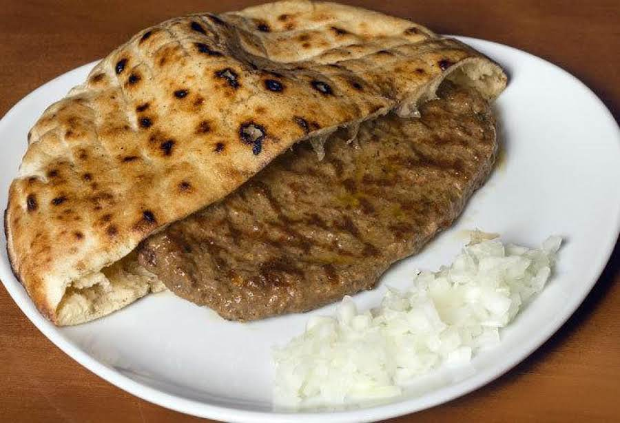 Serbian Pljeskavica Hamburgers Recipe Just A Pinch Recipes