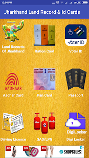 Jharkhand Land Records & Id Cards - náhled