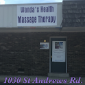 Wanda's Health Massage icon