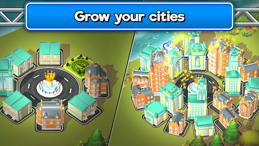 Transit King Tycoon  – Transport Empire Builder 2.9 screenshots 2