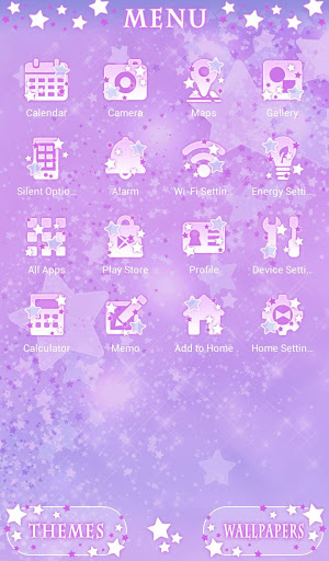 Beautiful Theme Star Fantasy 1.0.0 Windows u7528 2