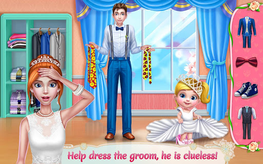 Wedding Planner ud83dudc8d - Girls Game 1.0.3 screenshots 3