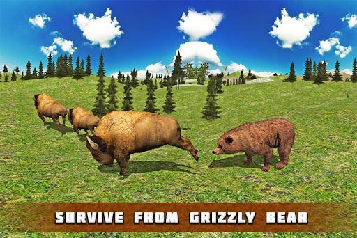 玩免費模擬APP 下載憤怒的水牛3D模擬器 app不用錢 硬是要APP