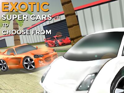 HotFoot - City Racer v1.1 (Mod Money)