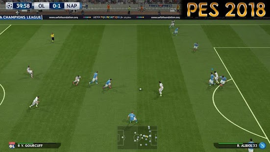 Guide PES 2018 Pro 18 - náhled