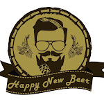 Logo for Happy New Beer