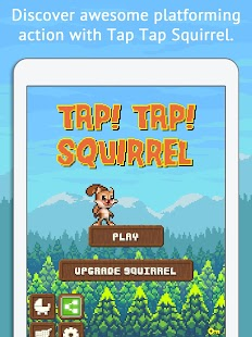 Tap Tap Squirrel- screenshot thumbnail