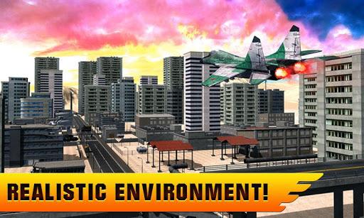 玩動作App|喷气战斗机市攻击免費|APP試玩
