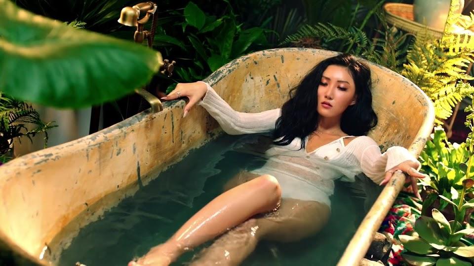 bathtub - mamamoo egotistic