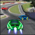 Drifting Car City Traffic Racing 3d icon