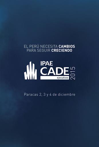 CADE EJECUTIVOS 2015