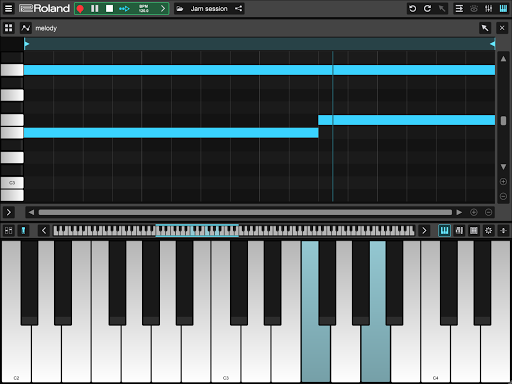 Roland Zenbeats screenshot 9