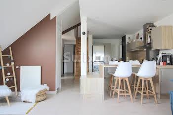 Appartement 4 pièces 96,79 m2