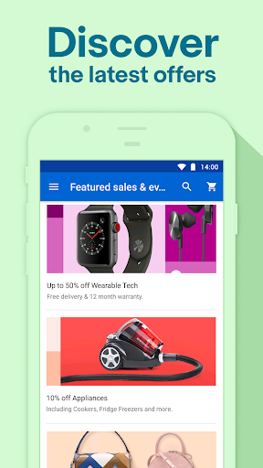 Download Holiday Shopping Deals: Buy, Sell & Save with eBay MOD APK 5