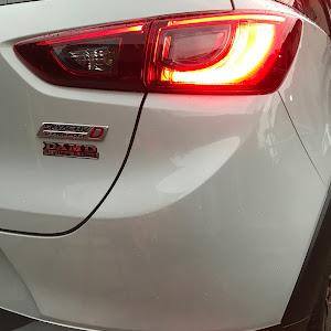 CX-3 DK5AW XD Touring・2015年式のカスタム事例画像 taka-iさんの2018年08月13日10:47の投稿