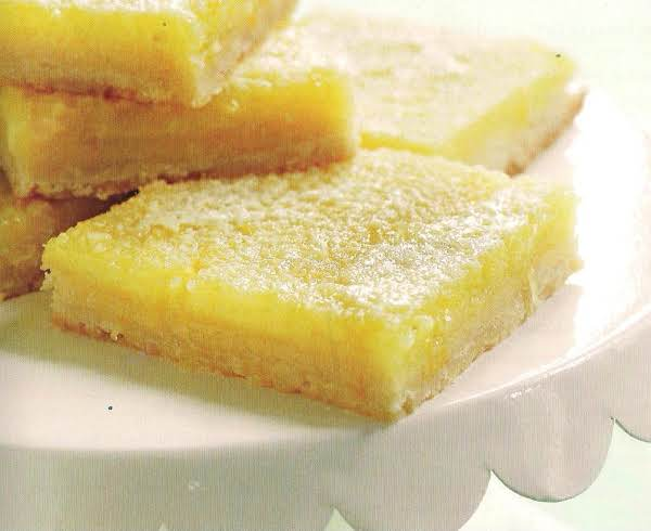 Lemon Bars From The Fat Witch Bakery Recipe