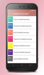 Body fitness for girls, the daily workouts program - náhled