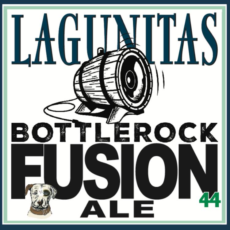 Logo of Lagunitas Bottlerock Fusion 44