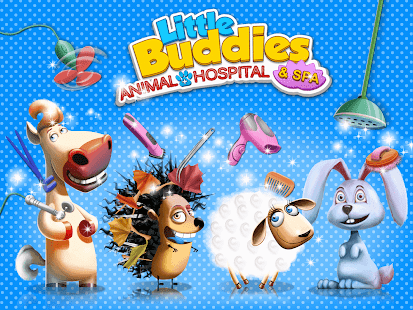 Little Buddies Hospital 2- screenshot thumbnail