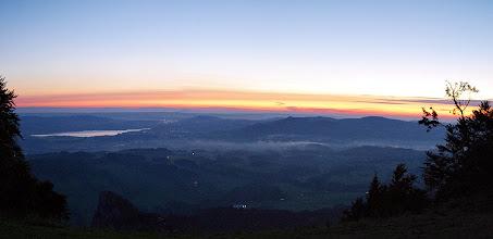 Photo: Panorama - Naturerwachen am Gaisberg (Salzburg)  2012:08:12 05:33:49