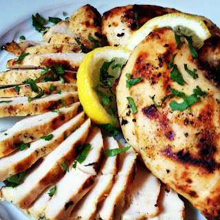 Rosemary Chicken Breasts.