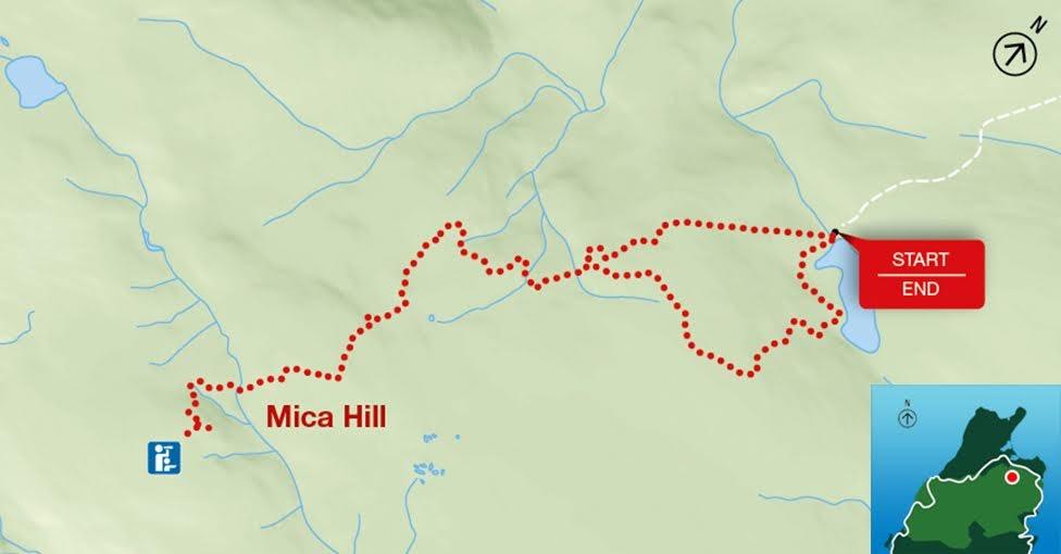 Mica Hill, Park Narodowy Cape Breton Highlands