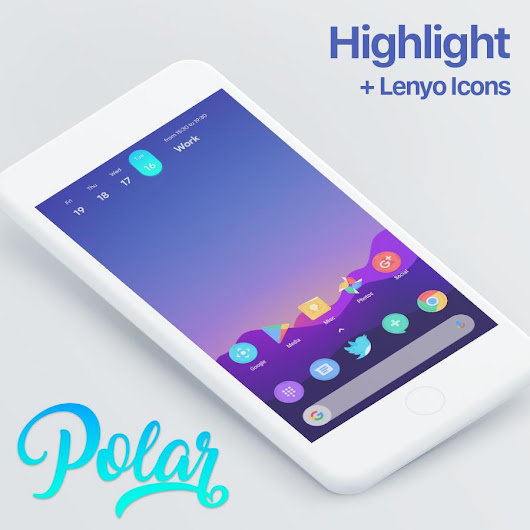 Polar for KWGT (Unreleased)