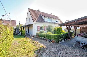 maison à Saint-Etienne-du-Rouvray (76)