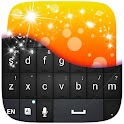 Color Glass Keyboard icon