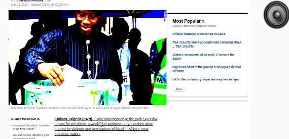 Screen Reader for Google Chrome