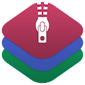 Zip RAR Unzip & Extractor icon