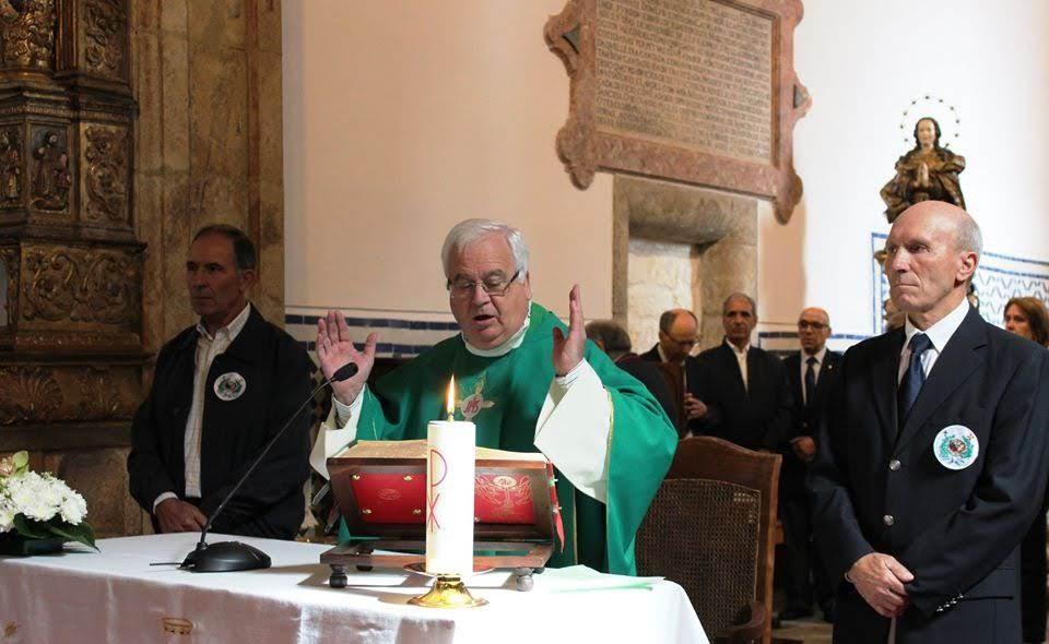Igreja das Chagas aberta ao culto todos os domingos